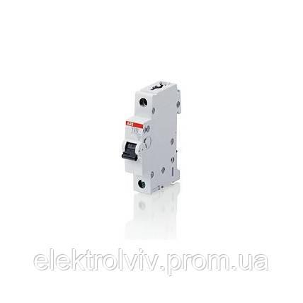 Автомат АВВ SH201 В-63А, фото 2
