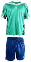 Форма футбольная Liga Sport бирюзовая, фото 1