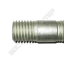 Шпилька М12 ГОСТ 22038-76, 22039-76 с ввинчиваемым концом 2d | Размеры, вес, фото 3