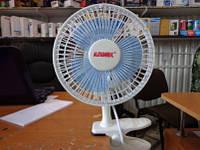 """ВЕНТИЛЯТОР АЛЬФАСОНИК  6"""" ПРИЩЕПКА, купить вентилятор, вентиляторы, вентилятор"""