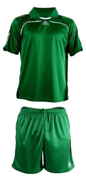 Форма футбольная Liga Sport зеленая, фото 1