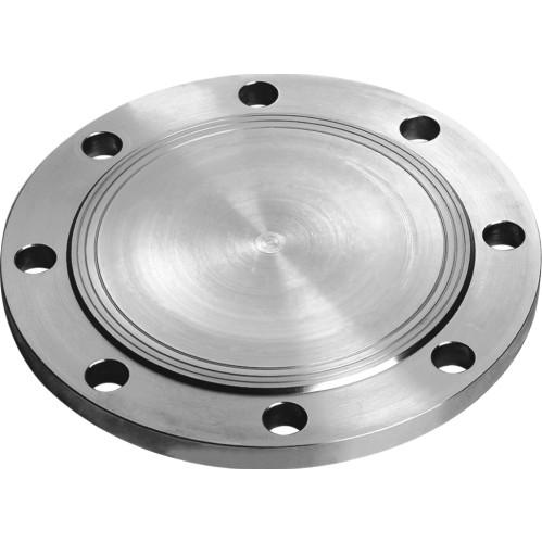 Фланець глухий Ду 50 мм (Ру 16 бар) сталевий (заглушка)