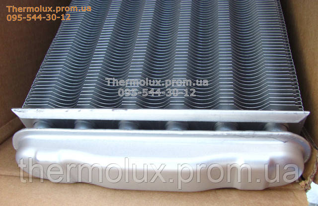 Пластины битермического теплообменника 715406546 для котлов Bosch-Junkers ZWE24-5, ZWA24-1, ZWA24-2