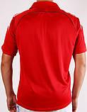 Форма футбольная Liga Sport красно-черная, фото 4