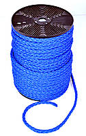 Верёвка нетонущая, синяя