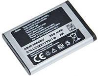Аккумулятор Samsung E1200 AB463446BU, 800mAh