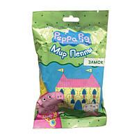 """Игрушка для детей """"Peppa Pig. Мир Пеппы"""" - Замок (домик, мебель, фигурка), фото 1"""