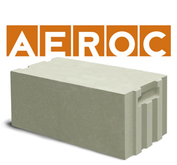 Cтеновые блоки AEROC