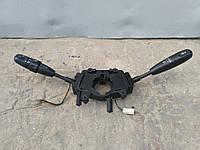 Подрулевой переключатель поворотов Шевроле Авео Т250, фото 1