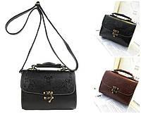 Женская сумка через плечо с ручкой Саквояж Anna Sui