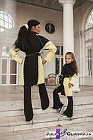 Пальто детское и взрослое