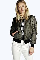 Куртка  Biker Collar 6515