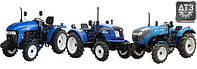 Сравнение новых моделей тракторов