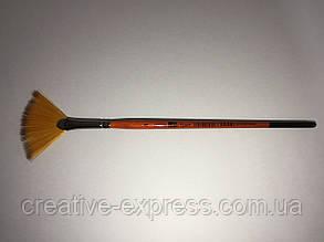 Синтетика віялова   4 (1097FN) к.р. пензель Art Master