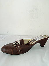 Шлепанцы женские сабо KAIDINUO, фото 2