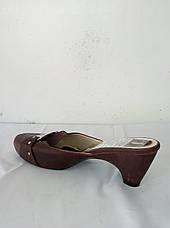 Шлепанцы женские сабо KAIDINUO, фото 3
