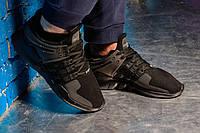 Черные Мужские Кроссовки Adidas EQT ADV Support арт. 10110, фото 1