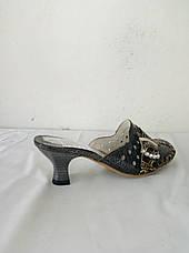 Шлепанцы женские сабо HAMEINI, фото 2