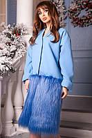 Пальто ткань кашемир-лама-