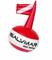 Буй для охоты и дайвинга Salvimar; сферический сальвимар