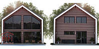 Экологический дом с системой альтернативного электро питания