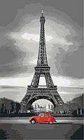 Картина по номерам KH2147 Париж из прошлого (30 х 50 см) Идейка