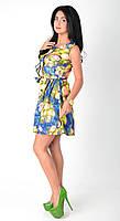 Платье женское 2031 (Н.И.К) Новинка 2017