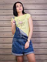Стильная женская футболка с прорезями на спинке p.42-50 VM1960-4