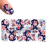 Слайдер-дизайн 0409 Цветы