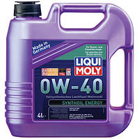 Liqui Moly Synthoil Energy SAE 0W-40 синтетическое моторное масло - 4 л.