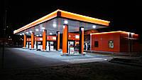 Светодиодный светильник для автозаправочных станций 60Вт 6600Лм