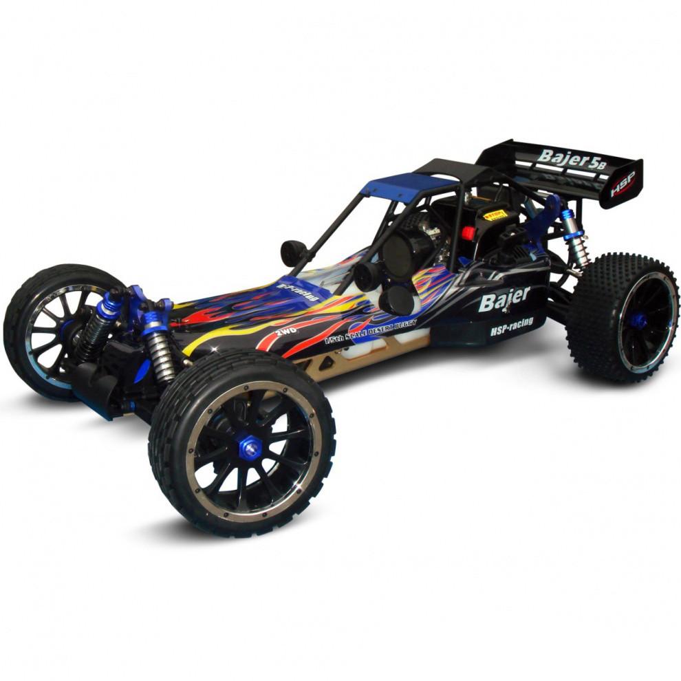 Багги 94054 HSP Racing Bajer 5B 1/5 2WD 825 мм 2.4GHz Gas RTR