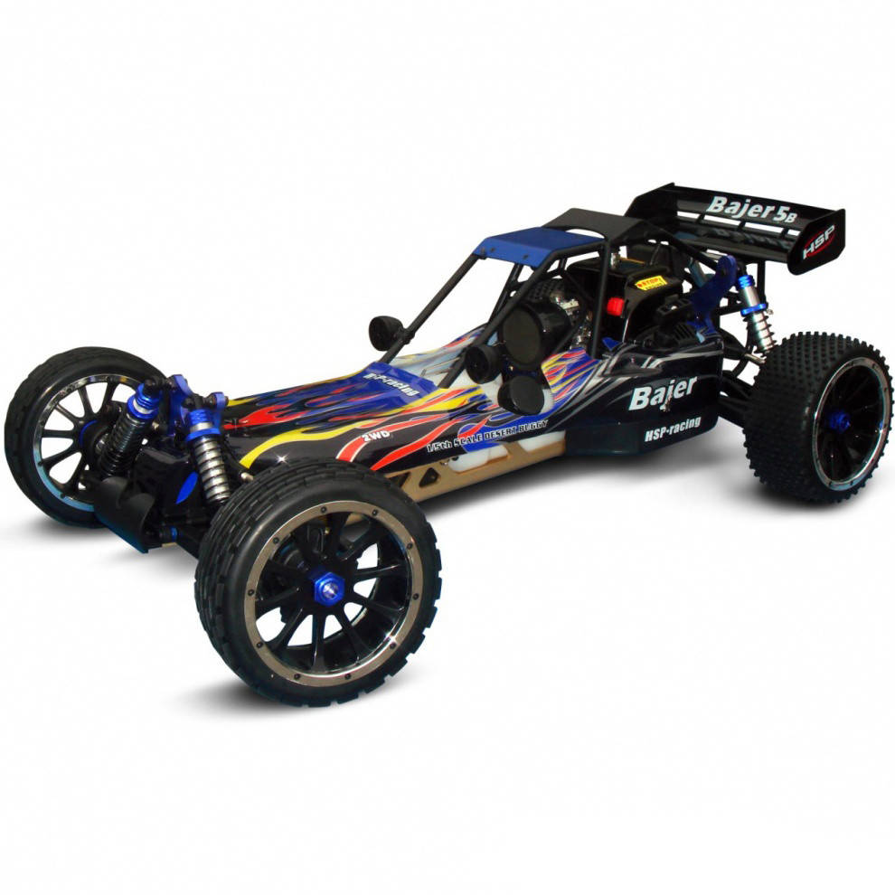 Багги 94054 HSP Racing Bajer 5B 1/5 2WD 825 мм 2.4GHz Gas RTR