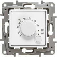 Термостат (терморегулятор) для теплого пола, белый, Legrand Etika Легранд Этика