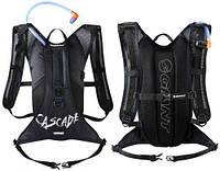 Рюкзак Giant с гидросистемой Cascade 1+ (2+2л), черный