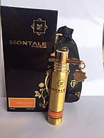 Мини парфюм унисекс Montale Honey Aoud (Монталь Хоней Уд) 20 мл