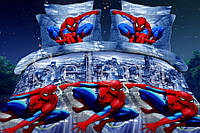 """Комплект постельного белья """"Человек паук"""" детский"""