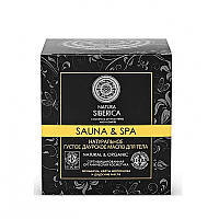 Натуральное густое Даурское масло для тела Natura Siberica Sauna&Spa, 370 мл.