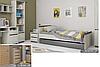 Кровать MADAGASKAR M 5