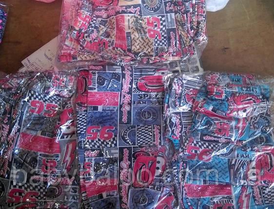 """Детские шорты из хлопка для мальчика  """"Маквин"""" (от 1 до 4 лет), фото 2"""