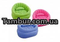 Надувное кресло INTEX(102 СМ Х 91 СМ Х 65 СМ)