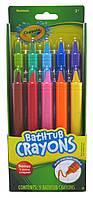 Карандаши для рисования в ванной 10 штук, Crayola, фото 1