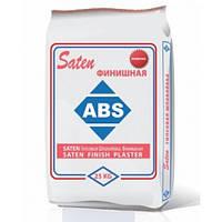 Шпаклевка финишная гипсовая ABS Saten (Турция), 25 кг