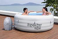 Надувной бассейн–джакузи Bestway 54112 (196х61 см)