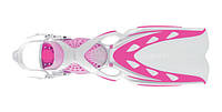 Ласты для подводного плавания Mares X-Stream, розовые, размер XS