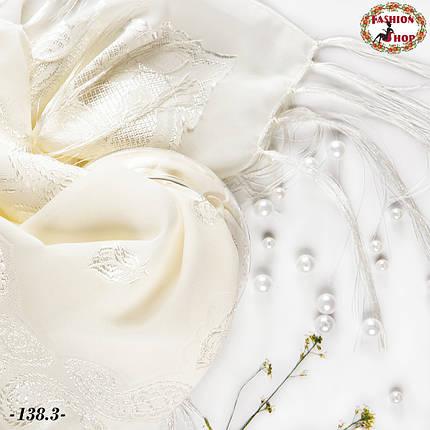 Свадебный палантин Янгол(шампань), фото 2