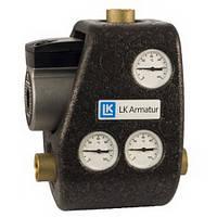 Смесительный узел LK Armatur с насосом Halm 60°С 1 1/4