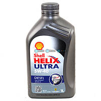 Моторное масло Shell Helix Ultra  Diesel 5W-40 1L