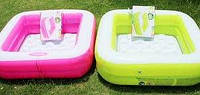 Детский надувной бассейн Intex 57100