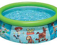 """Семейный надувной бассейн Intex, 54400 """"Историй игрушек"""" (183*51 см)"""